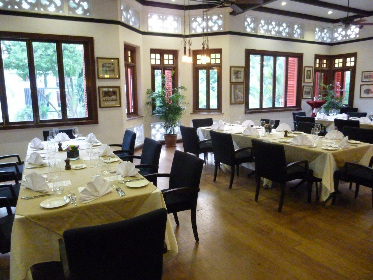 Linacre Events in Singapore | Linacre College