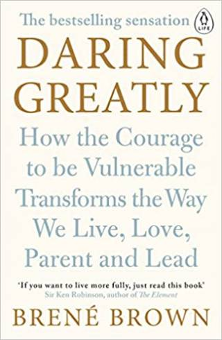 Cover of Daring Greatly