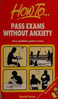 Cover of How to Pass exams
