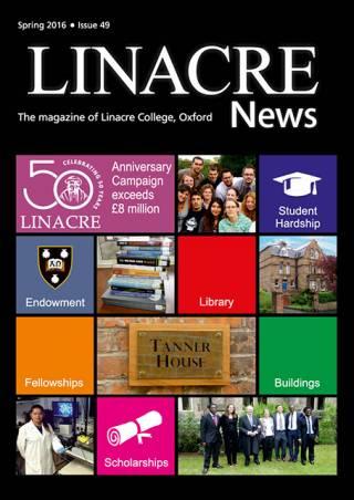 Linacre News 49