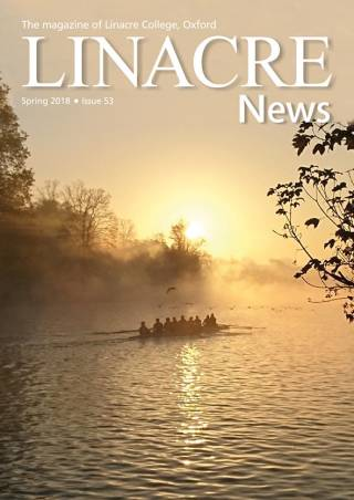 Linacre News 53 cover