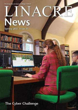 Cover of Linacre News 51