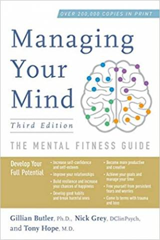 Cover of Managing Your Mind