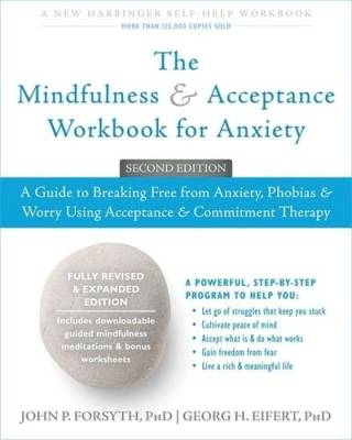 The Mindfulness and Acceptance Workbook cover image