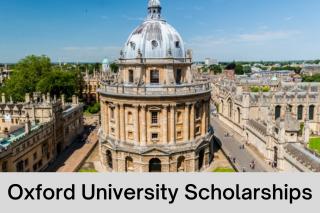 Oxford Scholarships