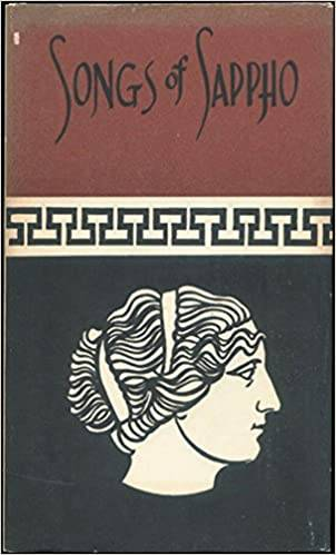 Songs of Sappho cover image