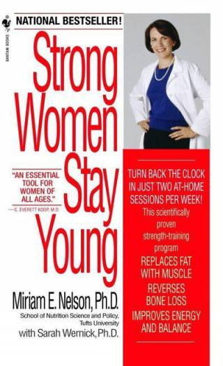 Strong women Stay Young cover