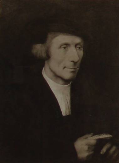 Thomas Linacre portrait