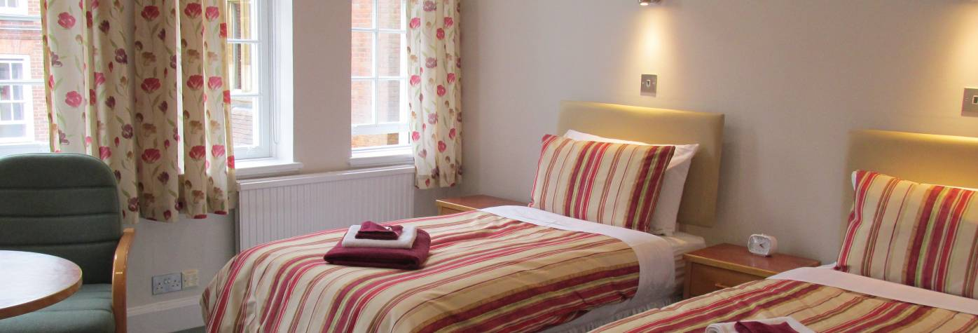 Guest Room. Guest Room   Linacre College
