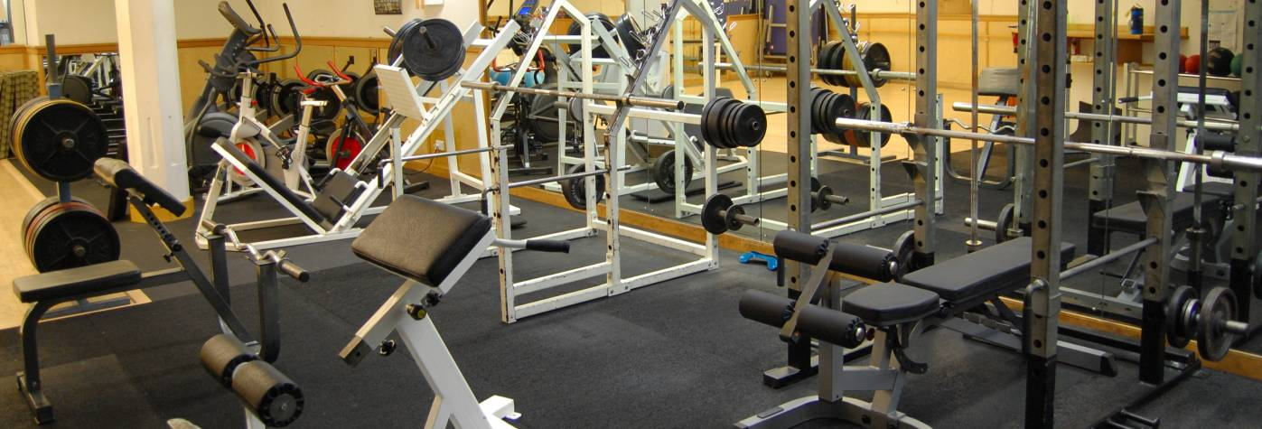 Gym Linacre College