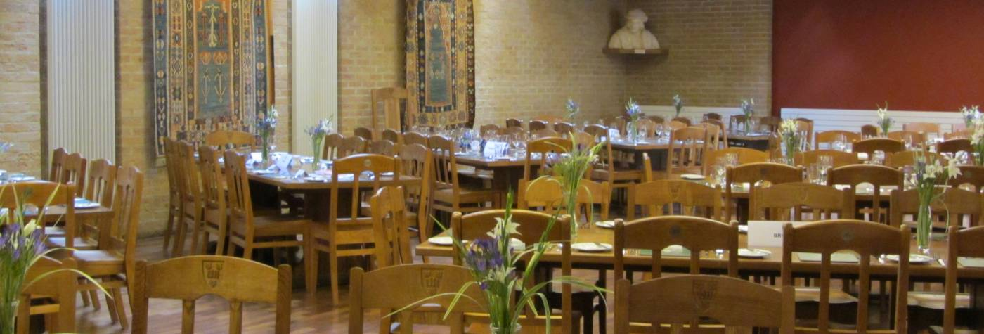 College dining hall linacre college college dining hall ccuart Gallery