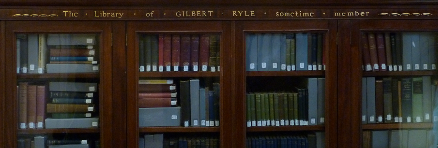 Ryle Collection cabinet