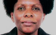 Professor Pauline Dube
