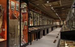 Inside the Pitt Rivers Museum