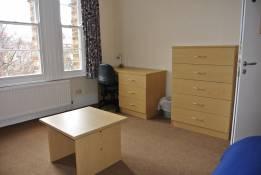Room at Neil Fraser-Bell House