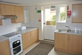 Neil Fraser-Bell House Kitchen