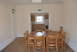 Neil Fraser-Bell House Dining Area