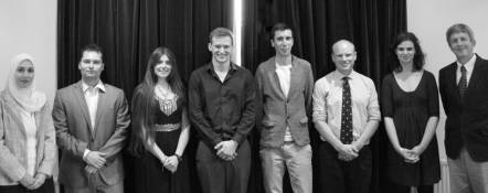 Gaudy 2014 Domus Prize Presentations