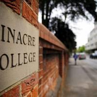 Linacre College Gate