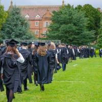 Matriculation 2014