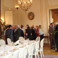 Paris Dinner 2014